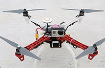 How to Install the DJI E300 on F450.