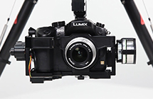 How to connect and assemble the Zenmuse Z15 GH3 Gimbal