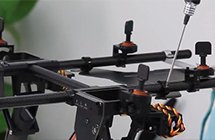 Introducing retractable landing gear upgrade kit for the S800