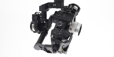 Another Evolutionary 3-AXIS Professional Gimbal