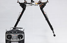 800 Retractable Landing Skid-Assembly&Calibration