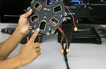 S800 Center Frame Wiring