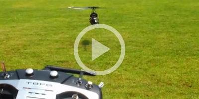 Semi-auto Take-off & Landing