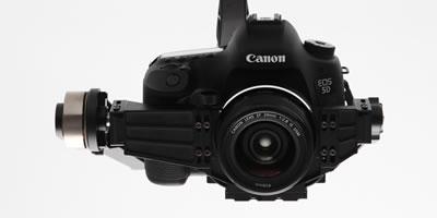 Customized Gimbal Design For The Canon 5D Mark III/ 5D Mark II